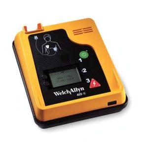 Дефібрилятор Welch Allyn AED 10