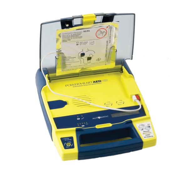 Powerheart AED G3 Plus Automatic