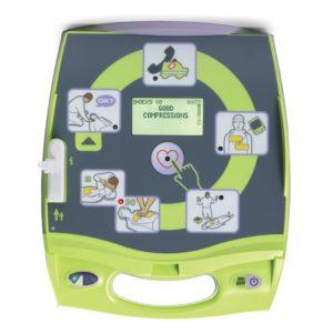 Дефібрилятор ZOLL AED PLUS
