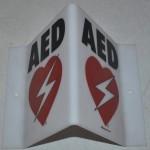 Вказівник AED
