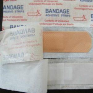 BANDAGE Adhesive бак. пластир