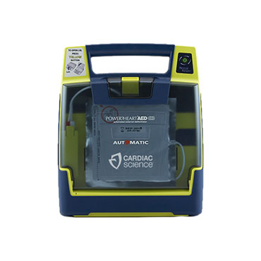Powerheart AED G3 Plus Semi-Automatic
