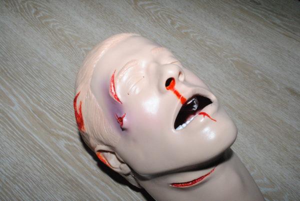 Манекен для інтубації Laerdal trauma Б/У