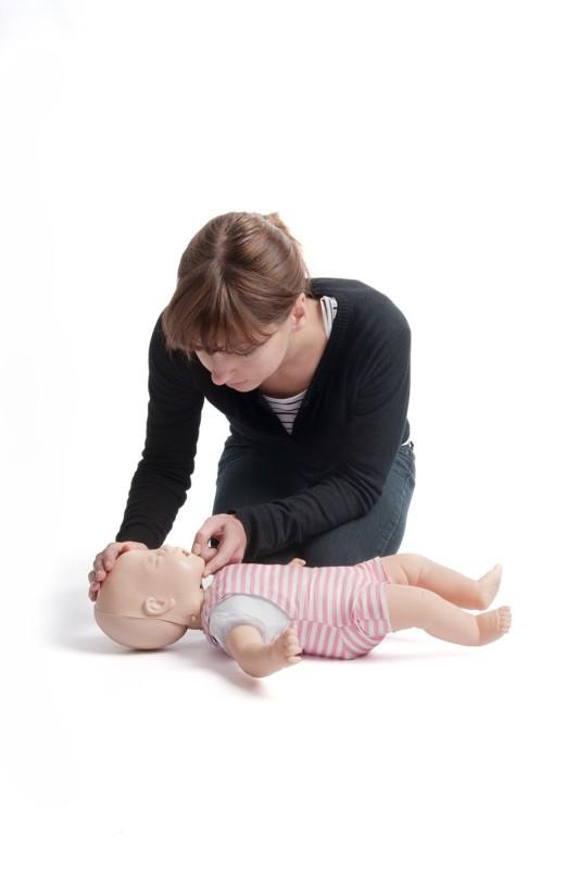 Манекен Laerdal Baby Anne Б/У