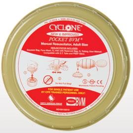 Складний мішок Амбу Cyclone pocket BVM