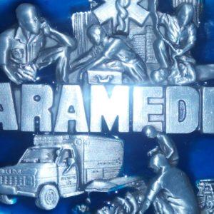 Пряжка Paramedic