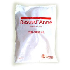 Легені для Resusci Anne